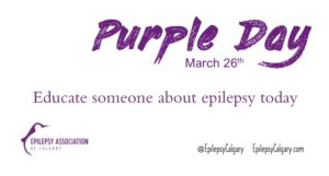 Purple Day Tweet #4