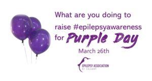 Purple Day Tweet #5